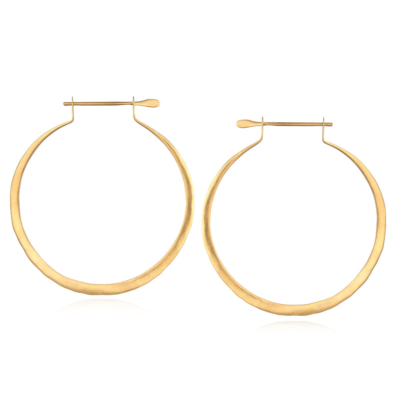 Effortless Simplicity Earrings - Satya Jewelry
