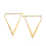 Simple Strength Earrings