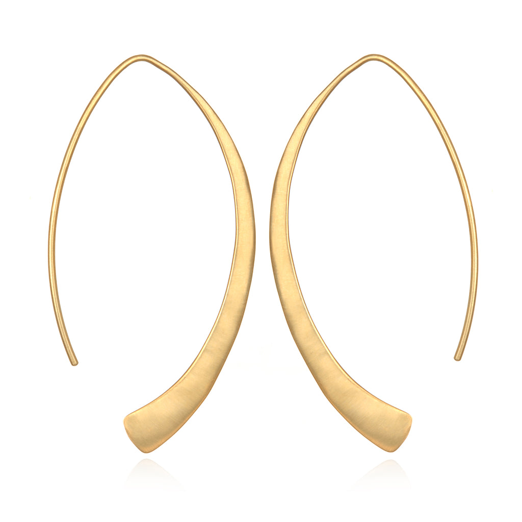 Open to Possibilities Hoop Earrings