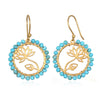 Lead by Intuition Earrings - Satya Jewelry