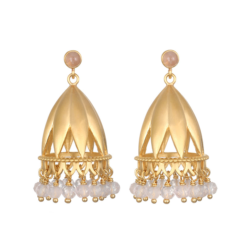 Enduring Devotion Bell Earrings - Satya Jewelry
