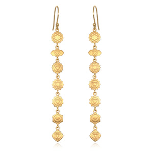 Aligned in Harmony Earrings - Satya Jewelry