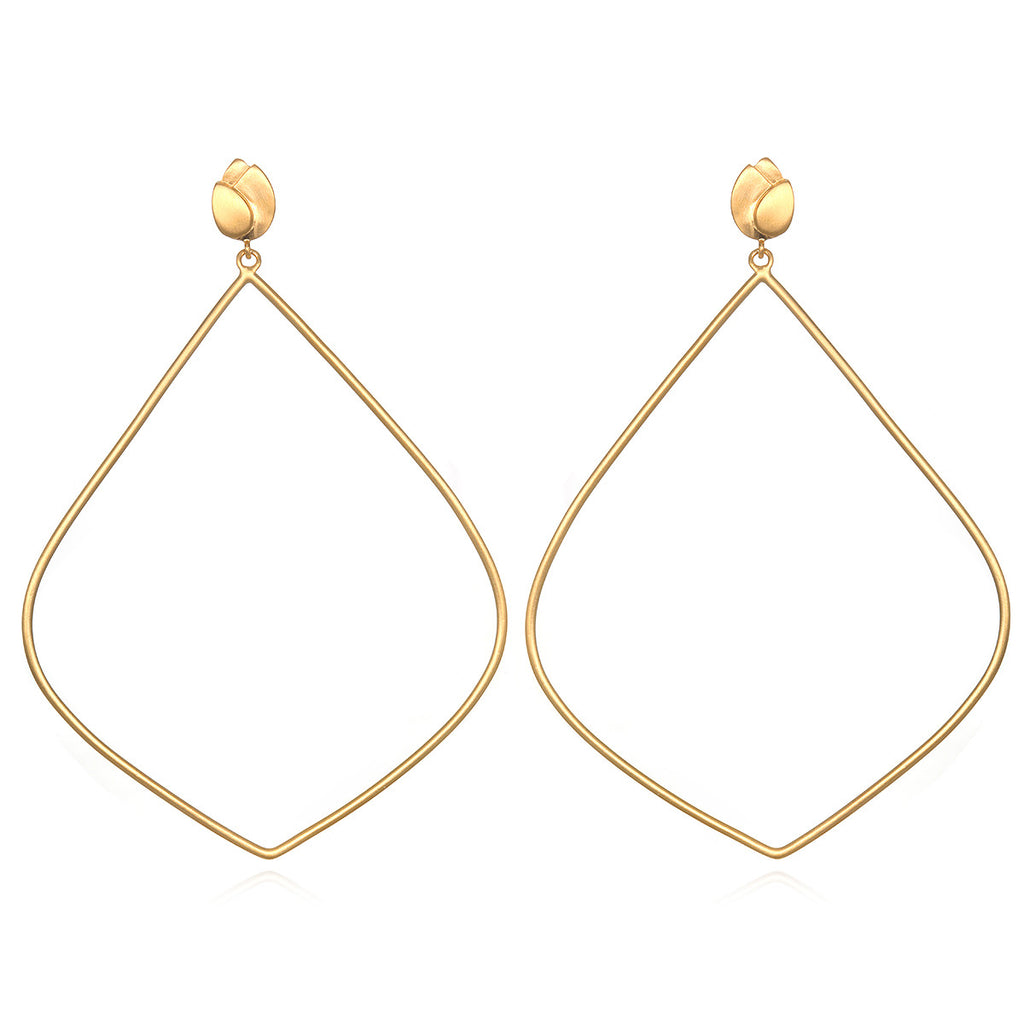 Open to Joy Earrings - Satya Jewelry