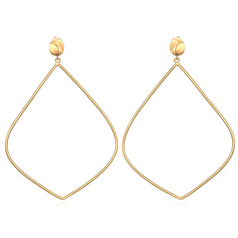Guided Journey Earrings Gold