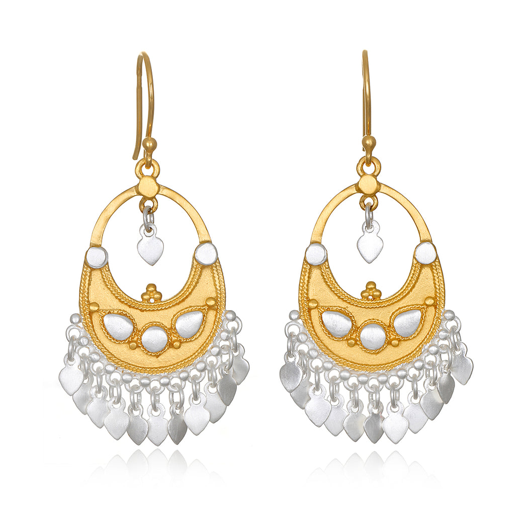 Elemental Elegance Earrings - Satya Jewelry