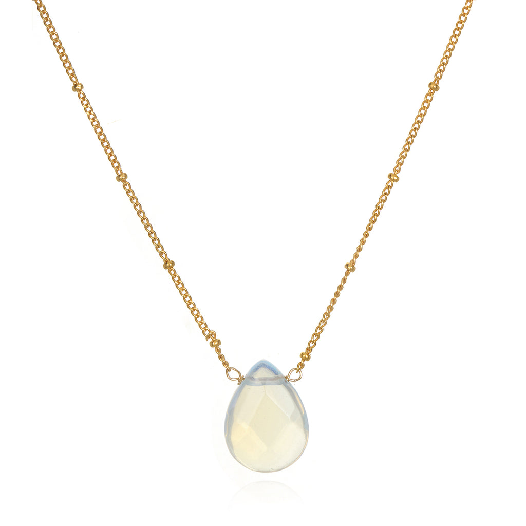 The Solluna One Love Necklace - Satya Jewelry
