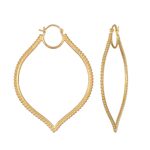Potential Possibilities Gold Earrings - Satya Jewelry