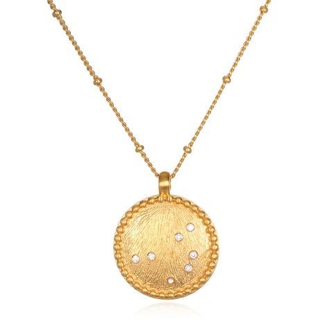 Goddess Moon Necklace