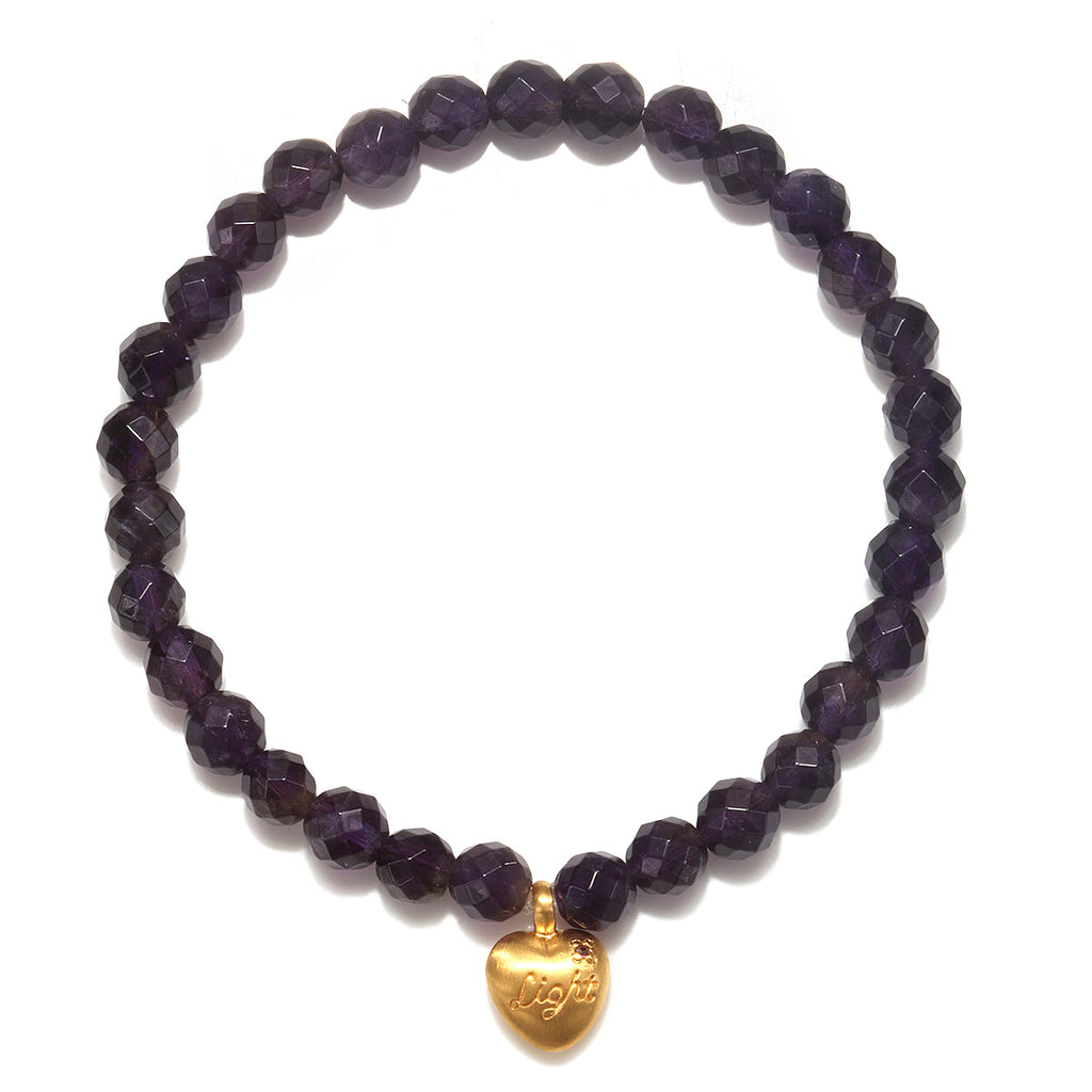 Kimberly Snyder's Divine Love & Light Bracelet
