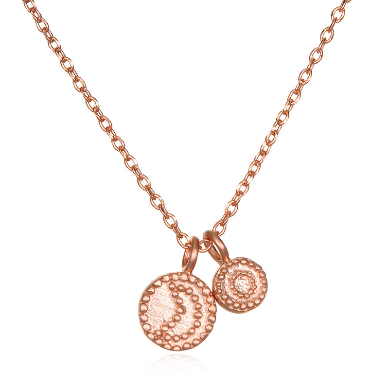 Rose Gold Celestial Necklace - Twilight - Satya Jewelry