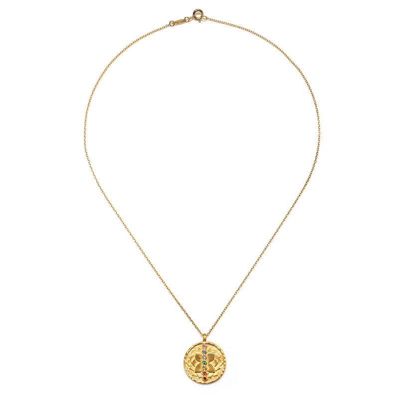 Aligned in Purpose Chakra Necklace - Satya Jewelry