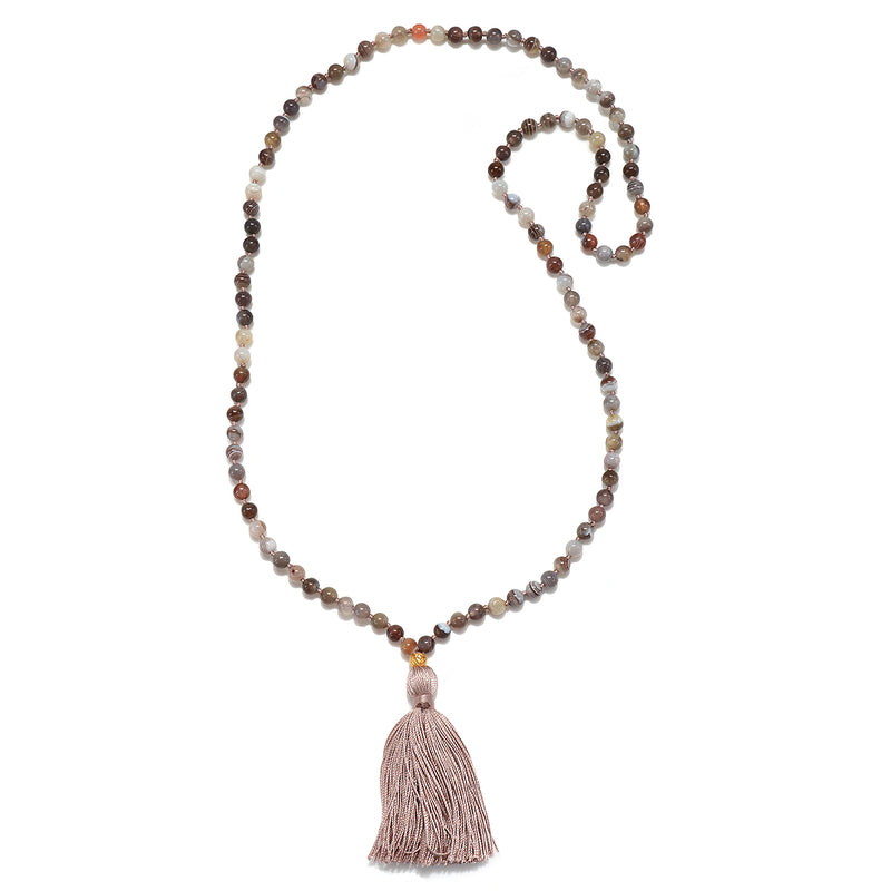 Healing Strength Mala - Satya Jewelry