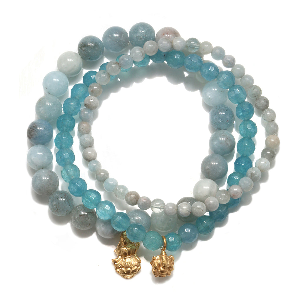Divine Deities Bracelet Set - Satya Jewelry