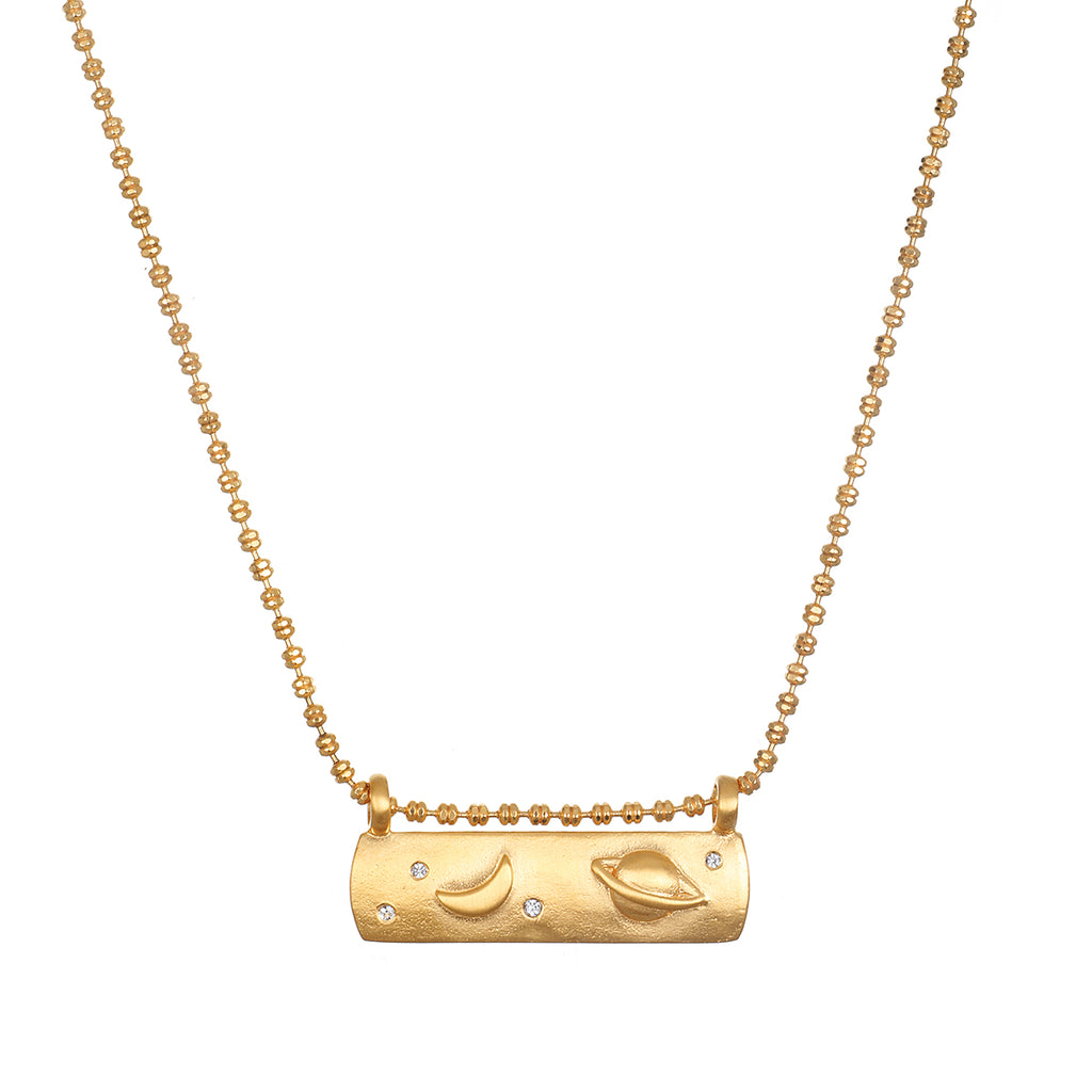 Patient Persistence Necklace - Satya Jewelry