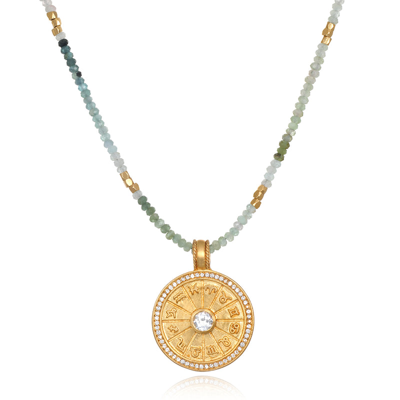 Guided by Fate Necklace - Satya Jewelry