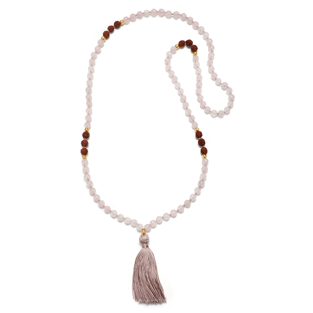 Exalted Love Mala - Satya Jewelry