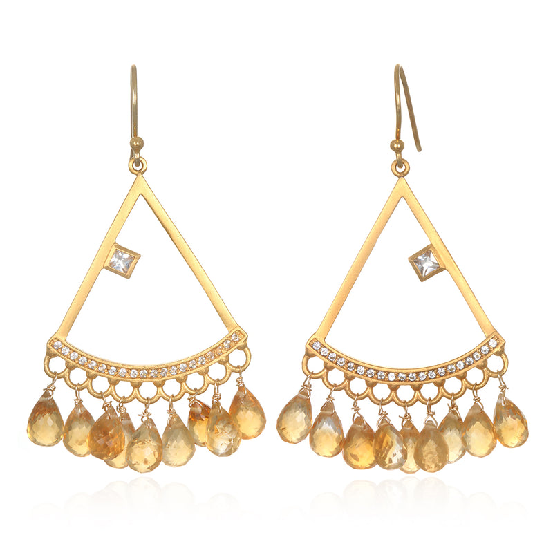 Precious Radiance Earrings - Satya Jewelry