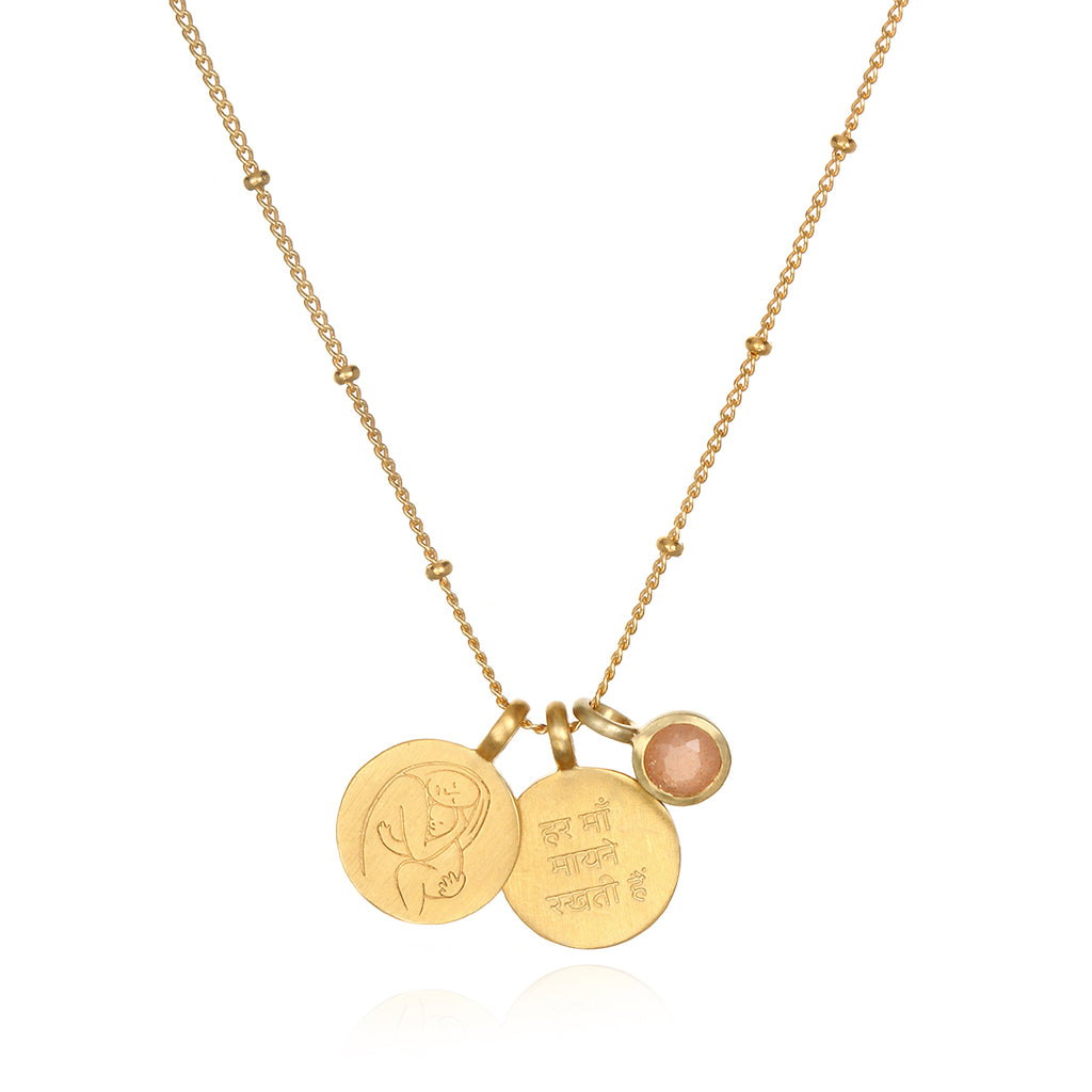 Mother's Love  Necklace - Satya Jewelry