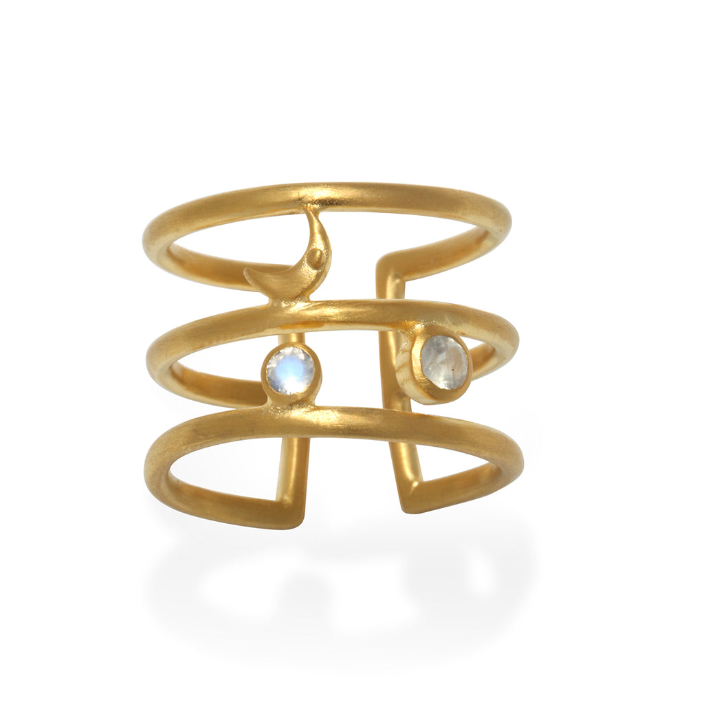 Numinous Goddess Ring - Satya Jewelry