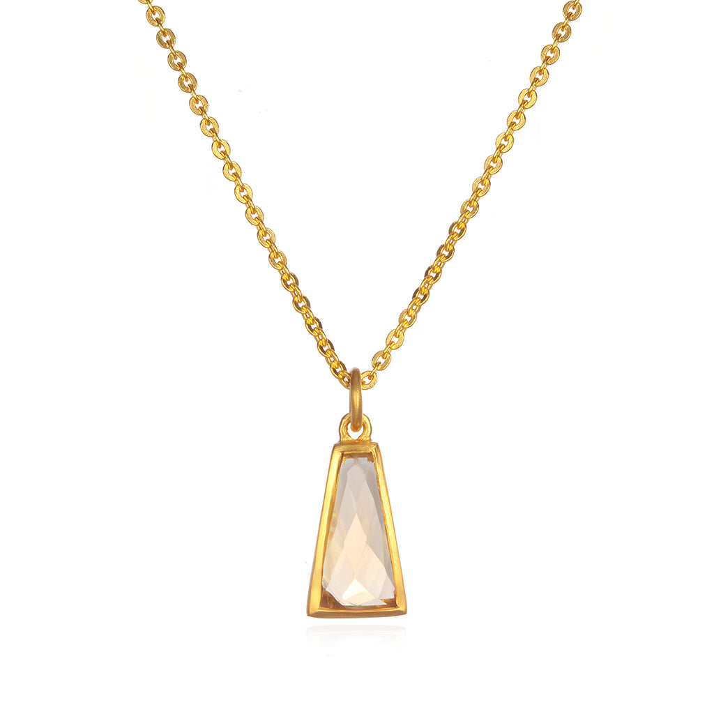 Marie Forleo's Radiate Abundance Necklace - Satya Jewelry