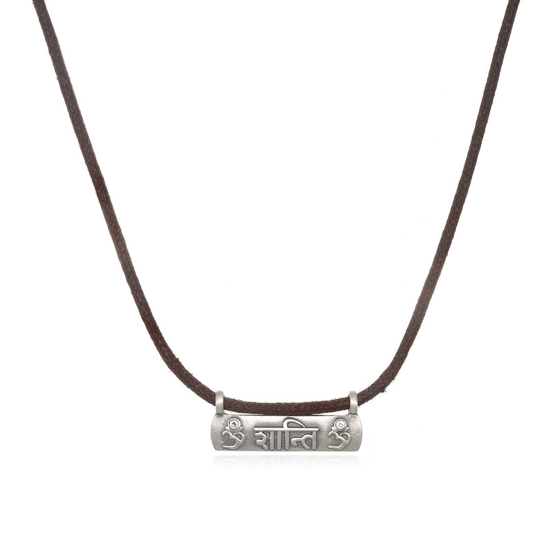 Peace Seeker Necklace - Satya Jewelry