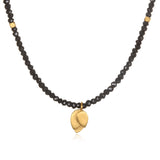 Divine Guidance Onyx Choker Necklace