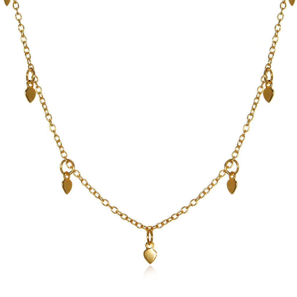 Arise Anew Gold Choker Necklace - Satya Jewelry