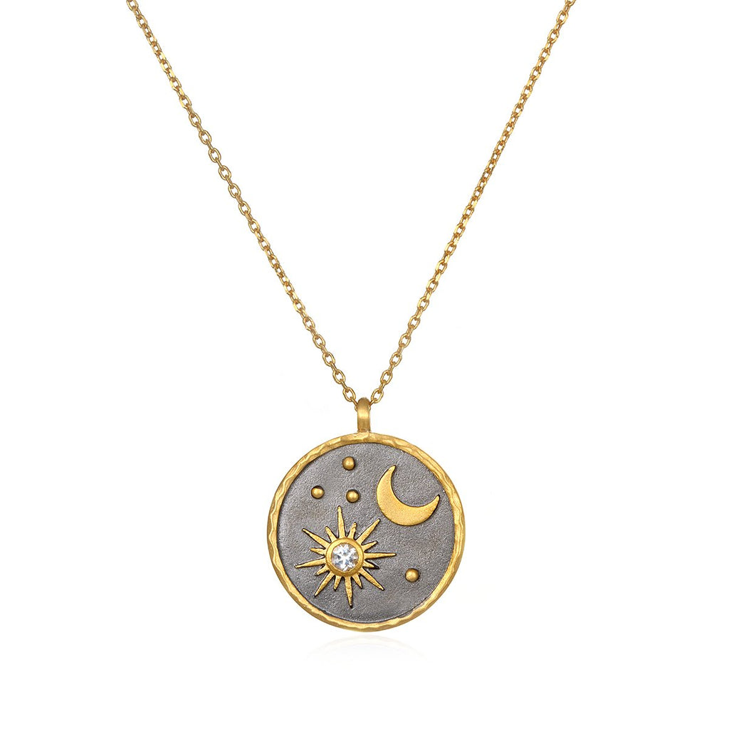 Brilliant Illumination Necklace - Satya Jewelry