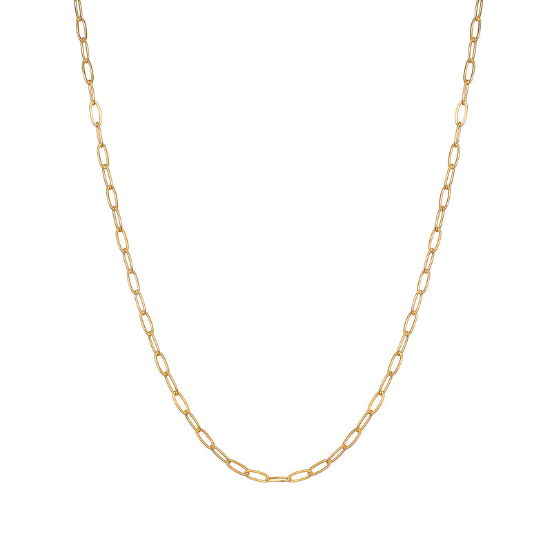 Shrouded in Protection Chain Necklace