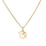 Om Chain Necklace - Satya Jewelry