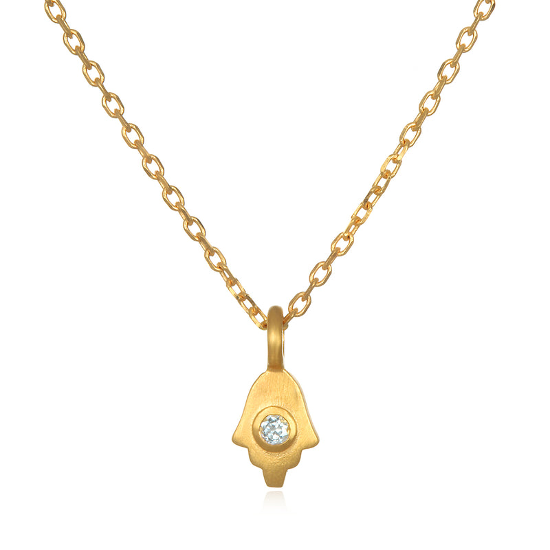 Guardian of Blessings Necklace - Satya Jewelry