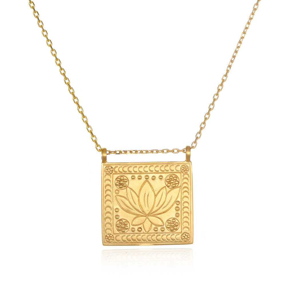 Sacred Commencement Necklace - Satya Jewelry