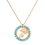 Lead by Intuition Necklace - Satya Jewelry