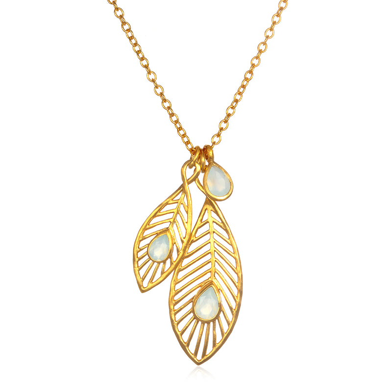 Marie Forleo's Share your Gifts Necklace - Satya Jewelry