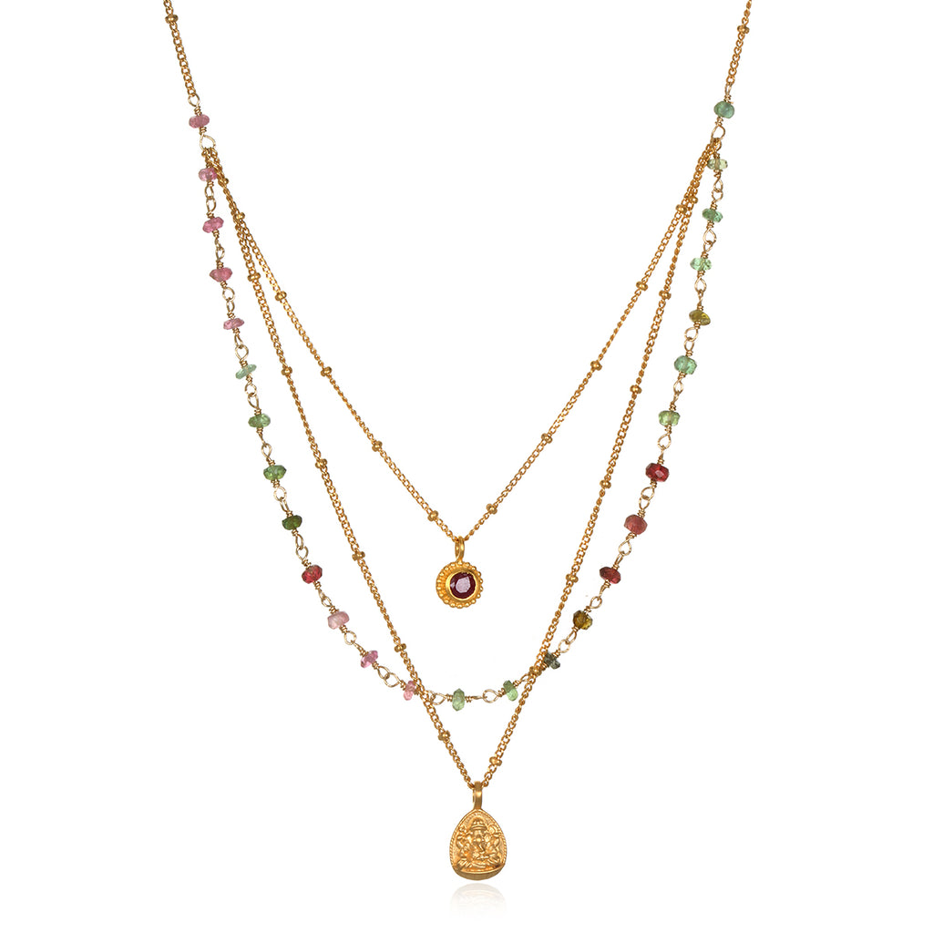 Abundant Integrity Necklace