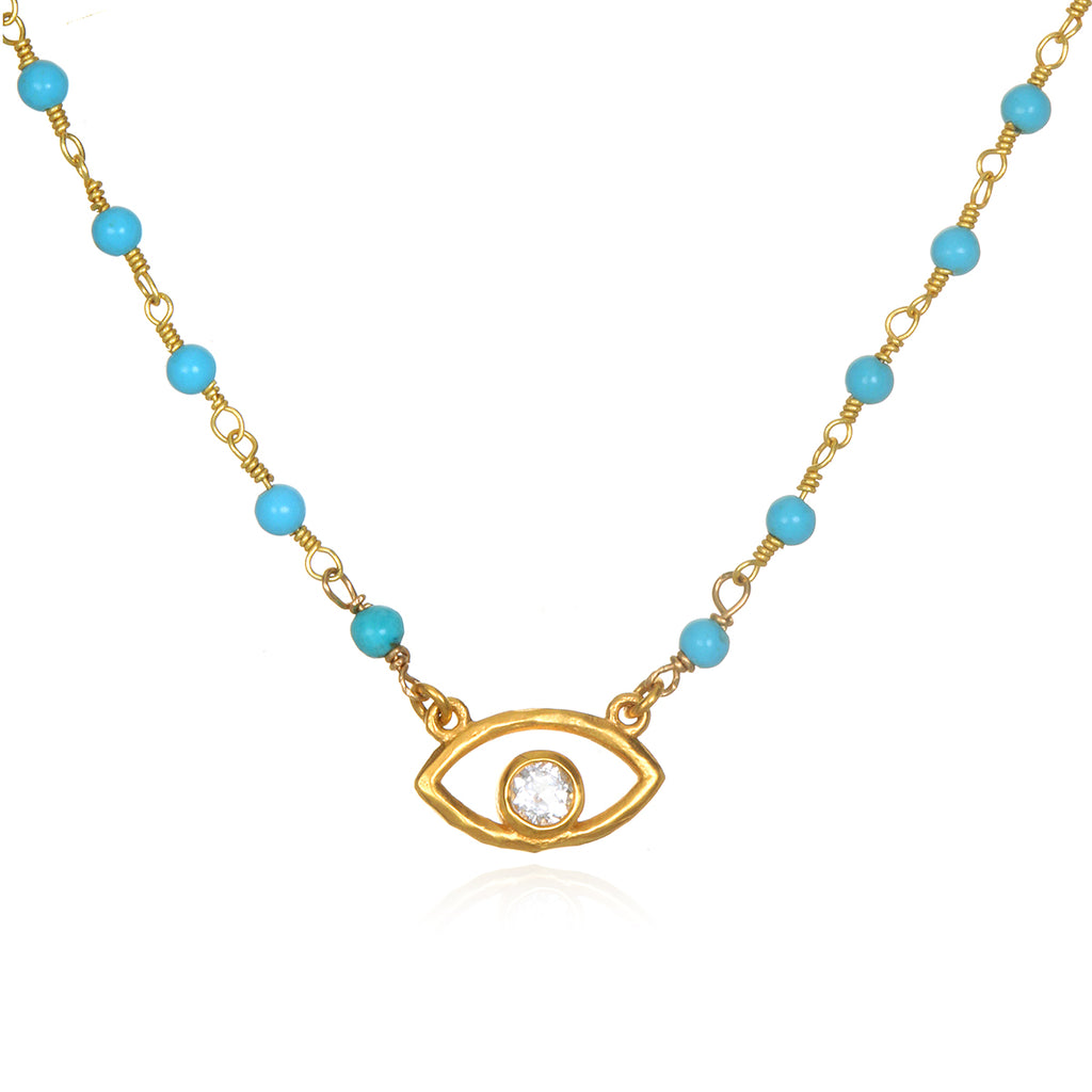 Enlightened Being Necklace - Satya Jewelry