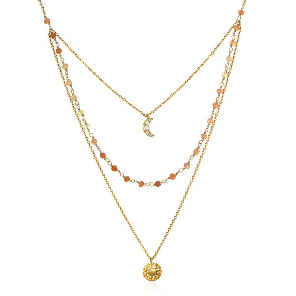 Harmony in All Things Necklace - Satya Jewelry