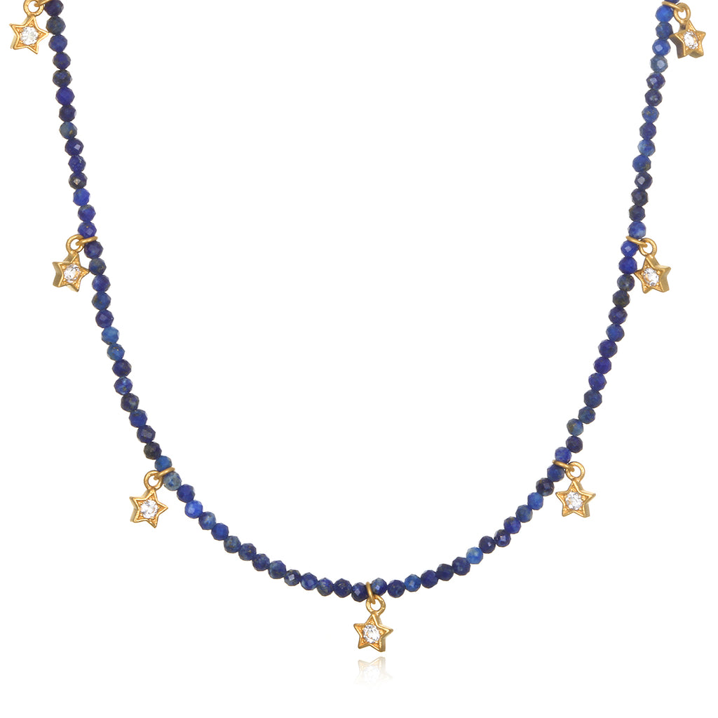 Pursuit Of Dreams Choker Necklace by Satya