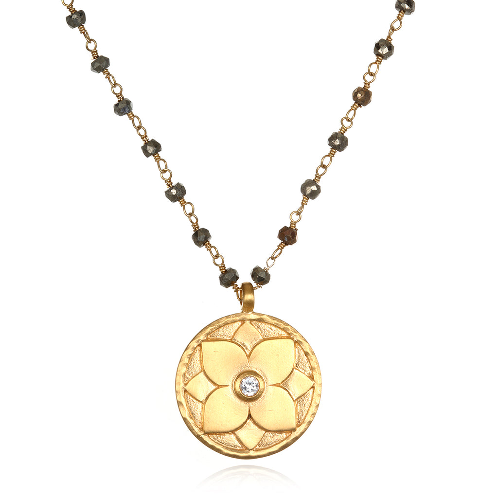 Sojourn of the Soul Necklace - Satya Jewelry