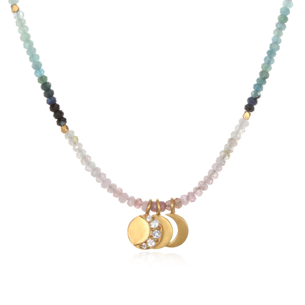 Peaceful Progression Necklace - Satya Jewelry