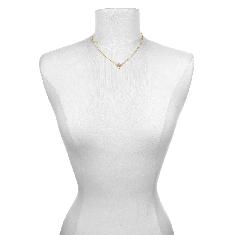 Pure Devotion Necklace - Satya Jewelry