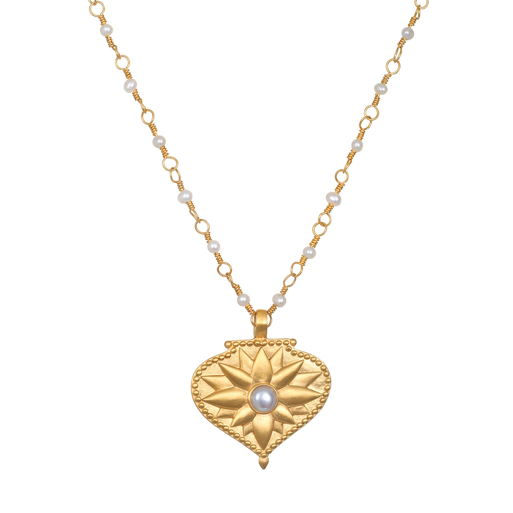 Commence as One Necklace - Satya Jewelry