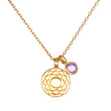 Crown Chakra Necklace - Satya Jewelry