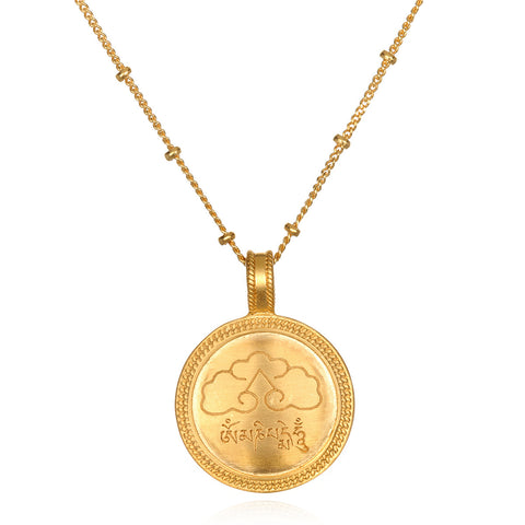 Exalted Meditation Necklace
