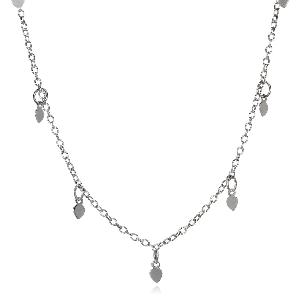 Arise Anew Silver Choker Necklace - Satya Jewelry