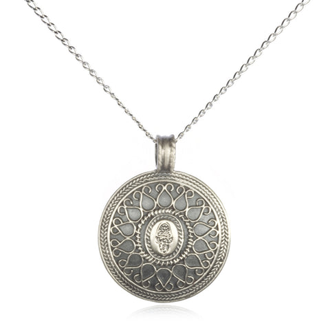 Protective Blessings Necklace