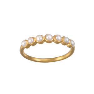 Beautiful Reverie Pearl Ring - Satya Jewelry