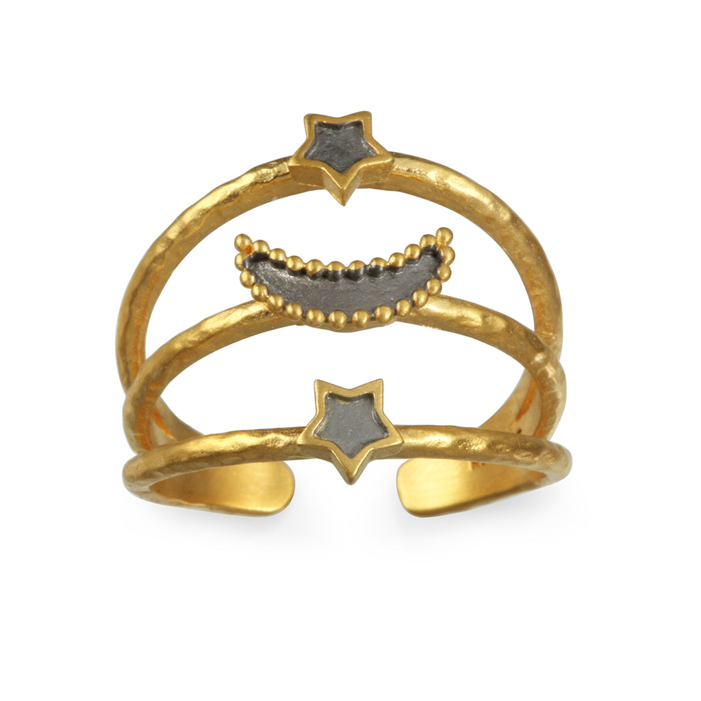 Guiding Energies Ring - Satya Jewelry
