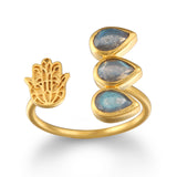 Blessed Insight Ring - Satya Jewelry