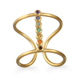 Divine Alignment Chakra Ring